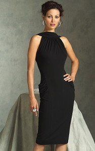 black-cocktail-dress