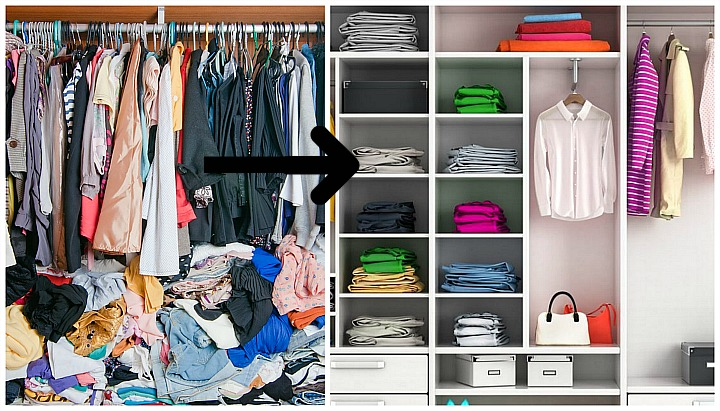 10 Tools to Transform your Nightmare Closet into a Tidy Jewel Box –