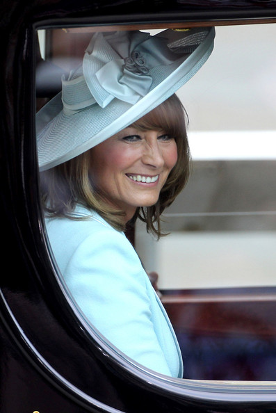 Carole Middleton Mother Of The Bride Wows Everyone