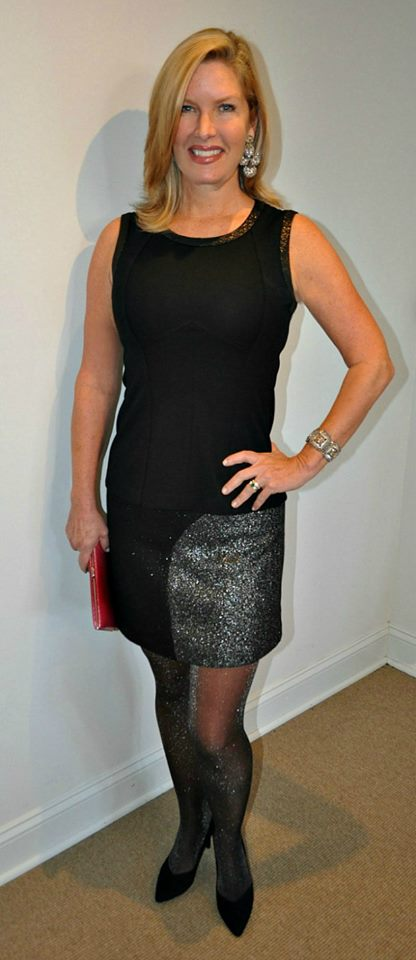 black holiday party dress (1)