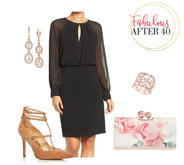 What To Wear To A Bar Mitzvah - TIMELESS COCKTAIL DRESS