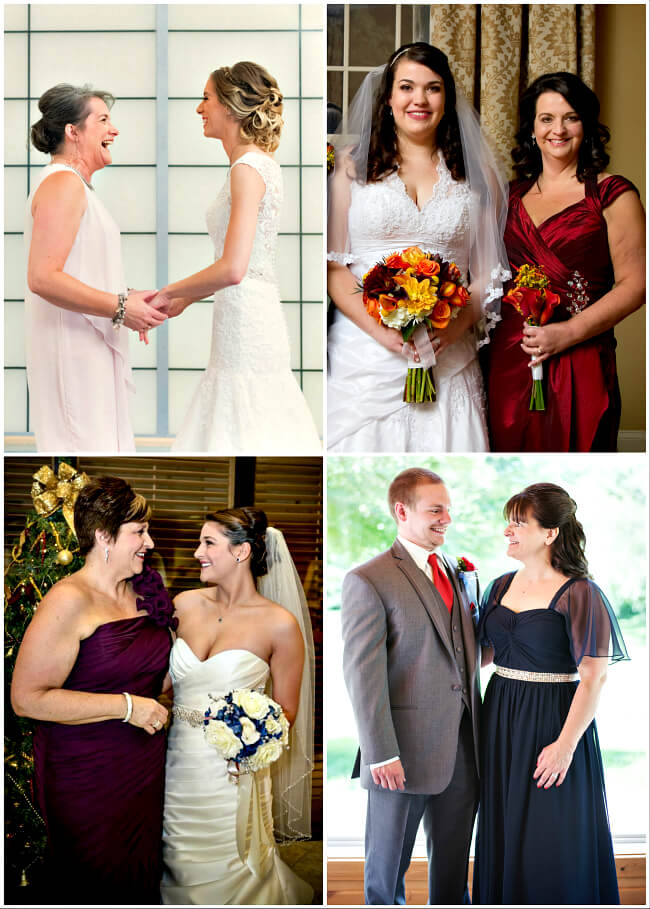 classy mother of the bride dresses