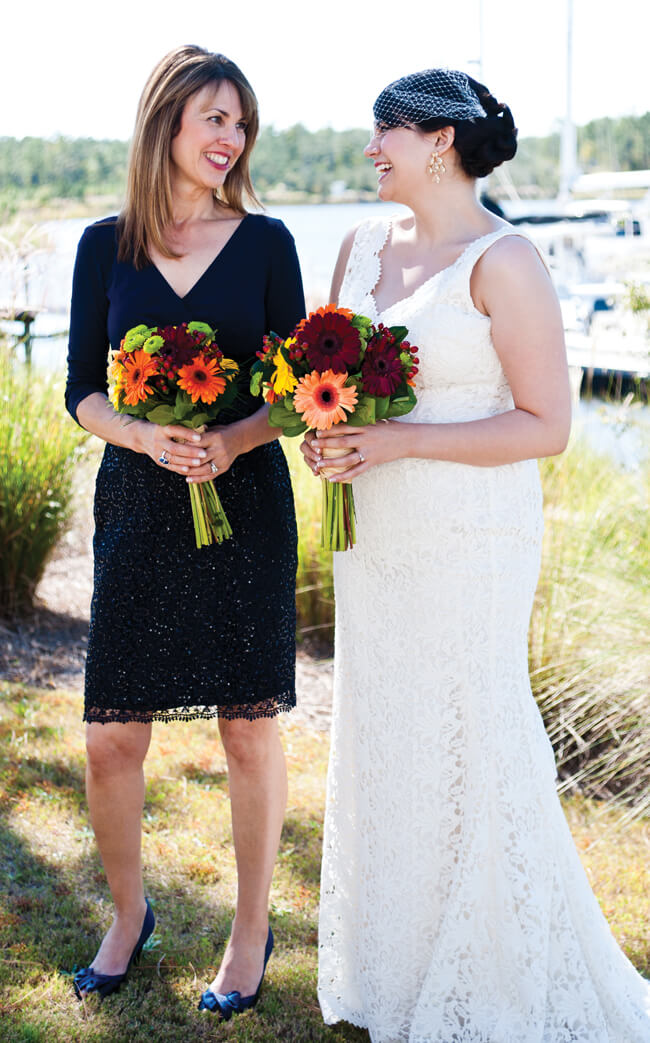 navy blue dresses for mother of the bride