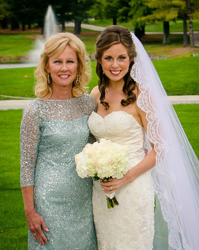 Bride And Mother Wedding Ideas
