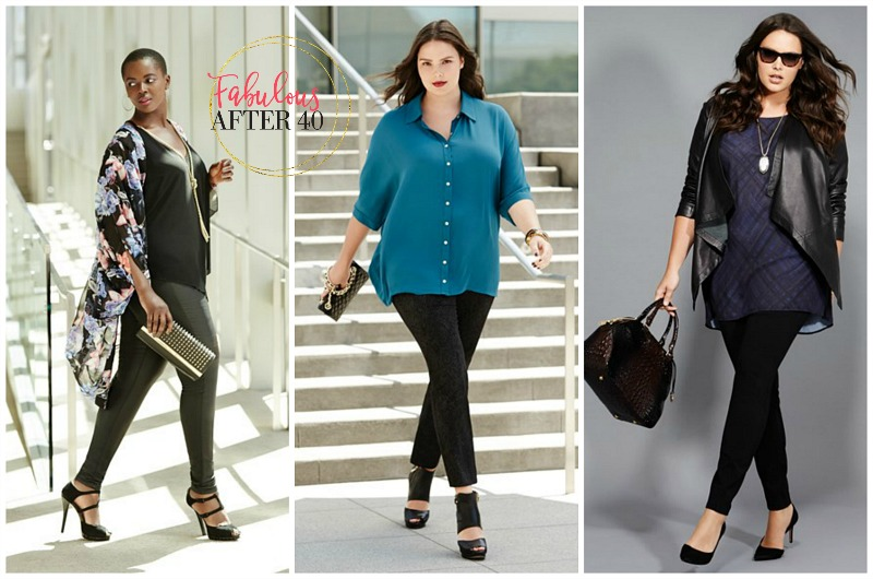 Tunics with Leggings That Hide Your Tummy –