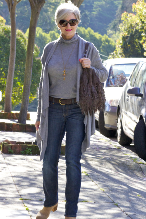 Style At A Certain Age-Denim - beautiful inside and out