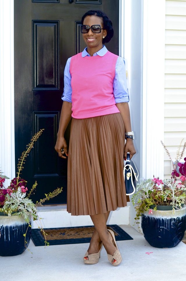 Dixie-Beauty-Pink-Sweater-Vest - eclectic style