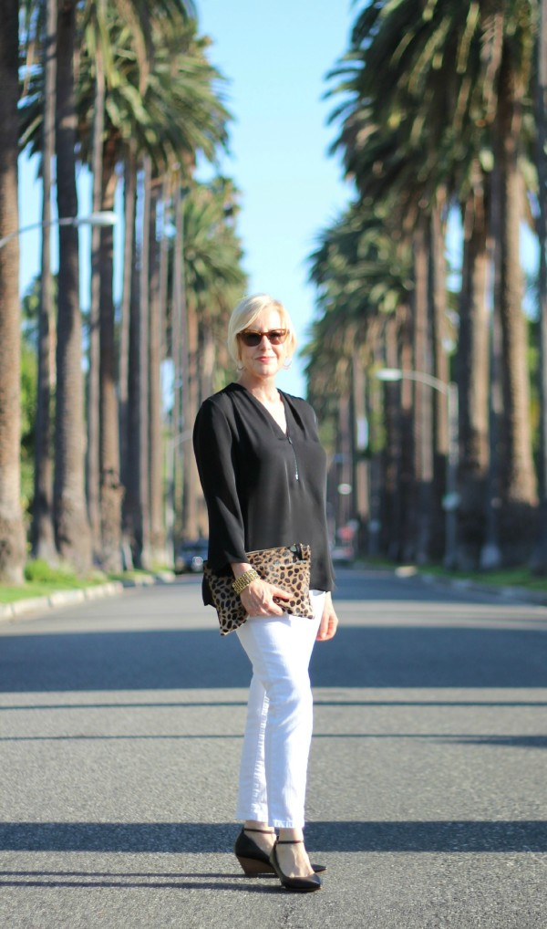 Fashion style for women over 40