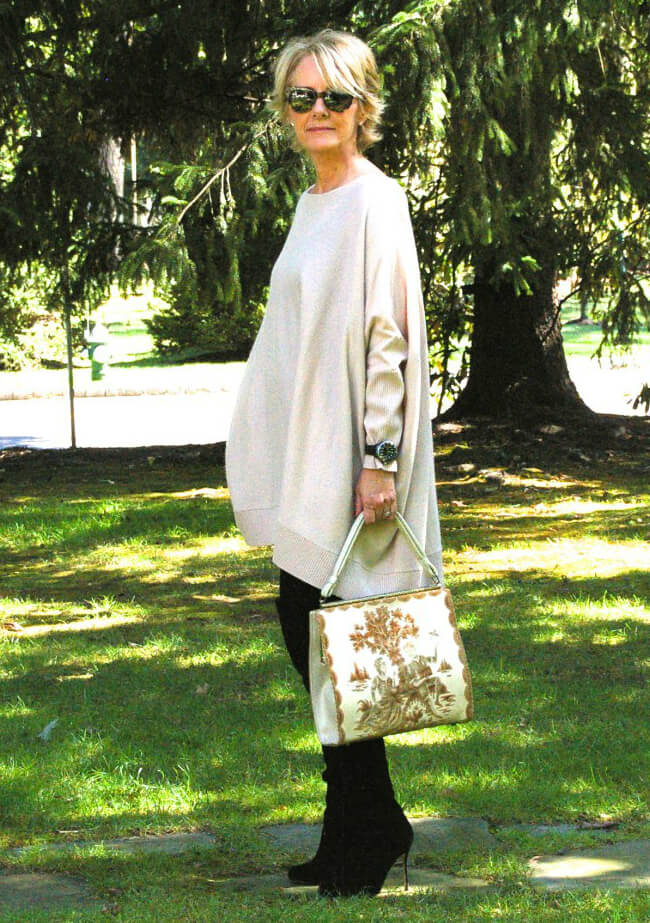Blogger Cherie James of Style Nudge