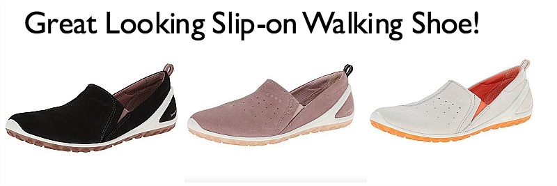 Stylish and Comfortable European walking shoes