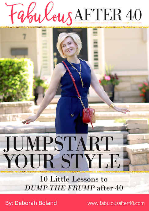 Jumpstart Your Style Ebook Cover