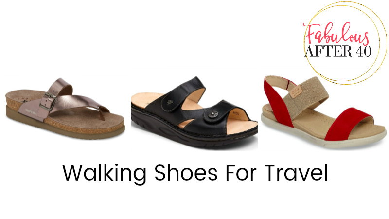 Comfortable Walking Sandals For Travel Stylish Best Good ...
