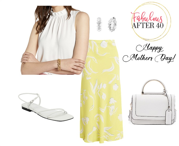 Mothers Day - Yellow Skirt