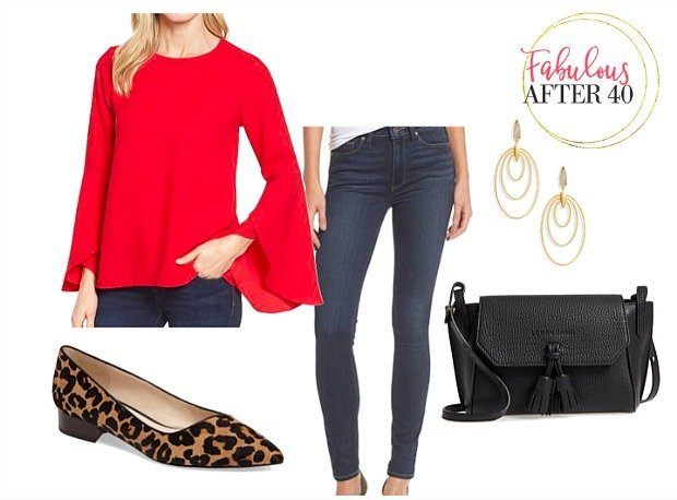 Fashion for women over 40: Leo fashion style casual