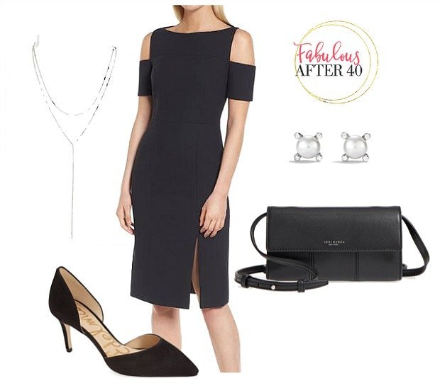 How to dress when you're a Virgo. Dressy outfit