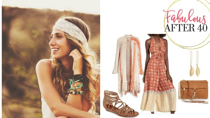 How To Dress Boho,But Not Look Too Hippie