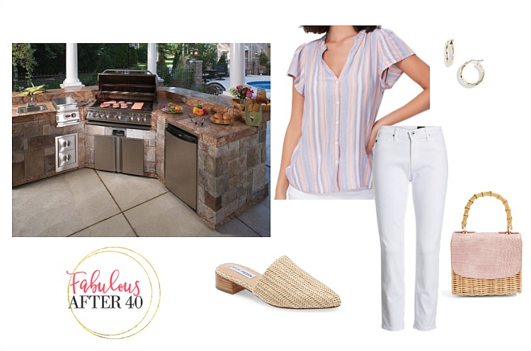 What to wear to a summer barbeque?