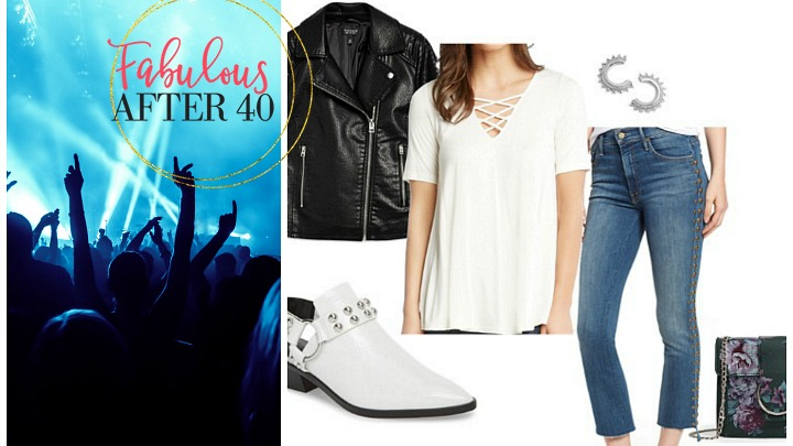 What To Wear To A Rock Concert Over 40 Or 50 U2013 Fabulous After 40