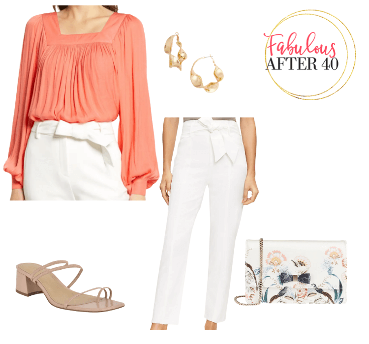 Mothers Day - Coral Top BLOG (1)