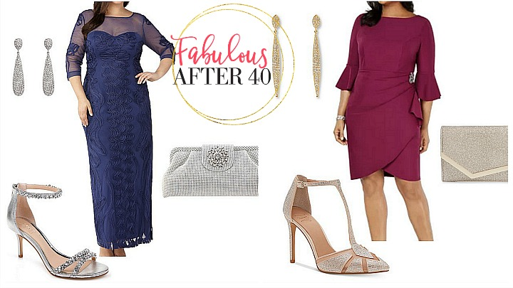 Flattering Plus Size Mother Of The Bride Dresses For Spring Summer