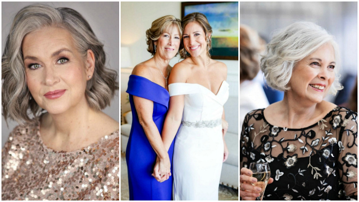 Pretty Mother of the Bride Hairstyles to Inspire